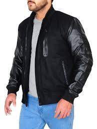 michael b jordan creed black jacket