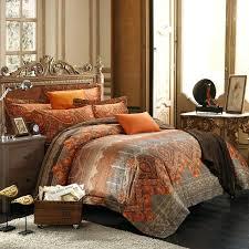 gray and orange bedding burnt orange and gray bedding orange and brown bedding excellent burnt orange gray and orange bedding