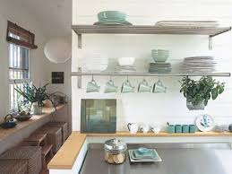 Stainless Shelves Kitchen Stainless Steel Kitchen Shelves Wall Mount Building Home Oak Wood