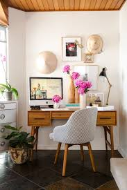 stylish home office chairs. 3 Incredible Home Office Makeovers - Front + Main Stylish Chairs