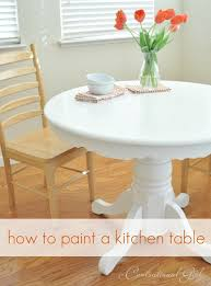 centsational girl painting furniture. Today\u0027s DIY Project Is About How To Paint A Kitchen Table. I\u0027ve Been Painting Furniture And Cabinets For Years, But This Time I Tackled The Of Centsational Girl