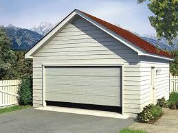 diy free standing 2 car garage plans plans free diy car garage