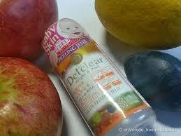 Кожа, как у младенца: Очищающий <b>пилинг</b>-<b>гель</b> с фруктовыми ...