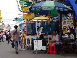 Bangkok Road Fake Yqtravelling Identity Khao Getting - San A At