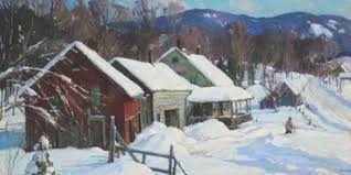 Painting Vermont - Oil Painters Of America Blog