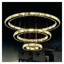 large ring chandelier led ring chandelier led ring chandelier 3 ring led modern crystal chandelier ceiling pendant lighting large large ring led chandelier