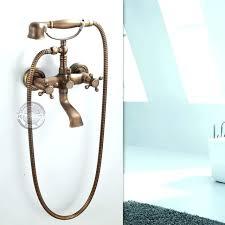 bathtub faucet leaking three handle shower faucet wall mounted bathroom bathtub faucet hand sink mixer delta bathtub faucet leaking