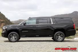 Review Chevrolet Suburban Lt Off Road Com