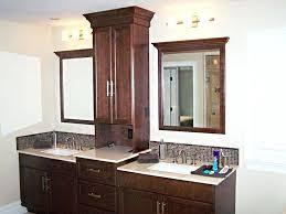 bathroom vanity storage bathroom vanity tower towers for light lamp bathroom countertop storage tower