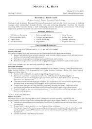 resume example   technical recruiter resume sample staffing    resume example technical recruiter resume sample staffing recruiter resume examples  recruiter resume sample