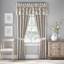 Classic Chiffon Window Curtain Panels - Bed Bath & Beyond