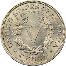1898 5c Ms Liberty Head Five Cents Ngc