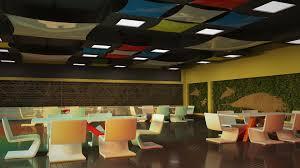 office cafeteria design. Office Cafeteria Design O