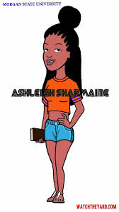 15 of your favorite black 90s cartoon characters reimagined as hbcu students jo from daria morgan state university