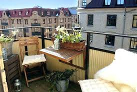 Outdoor furniture for apartment balcony Front Porch Furniture For Small Balcony Infoindiatourcom Furniture For Small Balcony Small Balcony Ideas For Spring