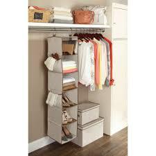 Furniture Inspiring Walmart Closet Storage Brown Wooden Walmart And Also  Gorgeous Hanging Wardrobe Closet (View