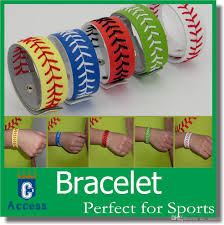 leather softball seam bracelet baseball seam bracelet softball bracelet baseball bracelet birthstone charms for bracelets silver earrings from ce access