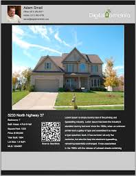 my listing flyers real estate listing flyers single photo listing flyer