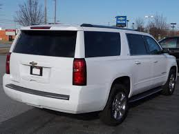 CHEVROLET SUBURBAN LTZ Rental in Los Angeles and Beverly Hills