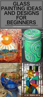 Diwali Glass Painting Designs 42 Beautiful Glass Painting Ideas And Designs For Beginners