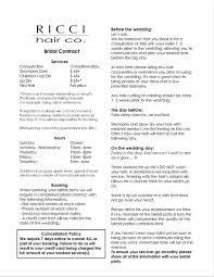 Hair Salon Business Plan Template New Business Plan Salon ...