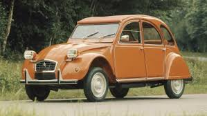 Everything you need to know about the Citroen 2CV | Top Gear