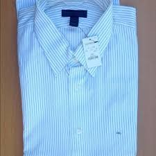 Mens Express Design Studio Striped Shirt Xxl Nwt