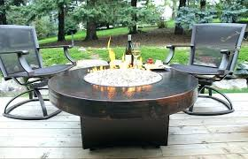 modern patio and furniture medium size fire pit patio furniture sets outdoor set with sling patio
