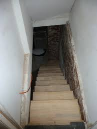 Finished Basement Basement Stairs Looking Down By Transilience Flickr Basement Stairs Looking Down There Are The Stairs Put Inu2026 Flickr
