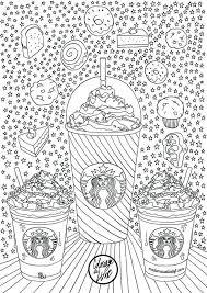 starbucks logo coloring page. Brilliant Starbucks 24 Starbucks Coloring Page Printable Free Pages To Starbucks Logo Coloring Page S