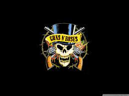 Guns 'n' Roses Logo (HD) Ultra HD ...