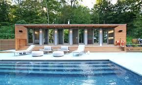 Pool House Design Ideas Small Pool House Idea 9654 Decorating Ideas