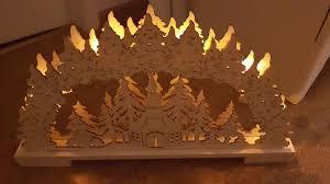 Lichterbogen Fensterdeko Weihnachten In 82256
