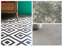 retro patterned vinyl floor tiles flooring vintage mosaic tile in by