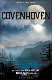 Covenhoven Daniels Hall Swallow Hill Nov 9 2018 7 00pm