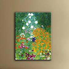 default name gustav klimt farm garden with sunflowers gustav klimt country garden with sunflowers