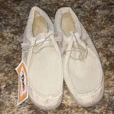 Hey Dude Shoes Size Chart Hey Dude Shoes Nwt