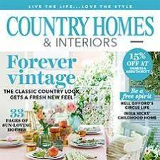country homes and interiors subscription. Wonderful Homes Country Homes U0026 Interiors Magazine In And Subscription