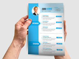 4 Pages Professional Resume Cv Design By Contestdesign On Envato