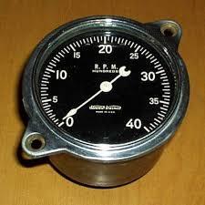 classic stewart warner gauges stewart warner tachometer