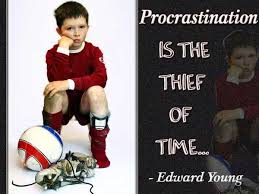 essay procrastination is the thief of time the thief of time   the thief of time philosophical essays on procrastination mark d