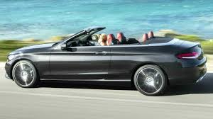 Pricing and which one to buy. Mercedes C Class Cabriolet Rear Biased Agile And Even Sportier Now Youtube