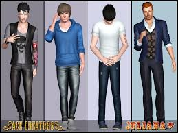 Guy Style - Pose Pack by Juliana