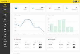 Bulma Charts 14 Vue Js Admin Dashboard Templates For Free Download And
