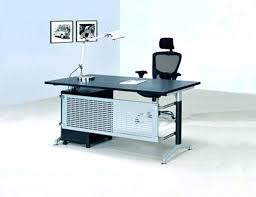 glass top office furniture. Glass Top Office Desk Best Table Design Furniture Fashion Style Modern .