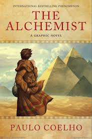 the alchemist a graphic novel paulo coelho hardcover the alchemist a graphic novel