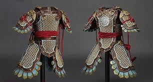 Mountain Pattern Armor