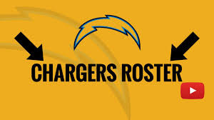 2019 Los Angeles Chargers Roster