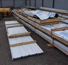 prepainted steel panels rolled formed and flat sheets