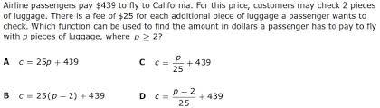 scarborough hs algebra 1 questions